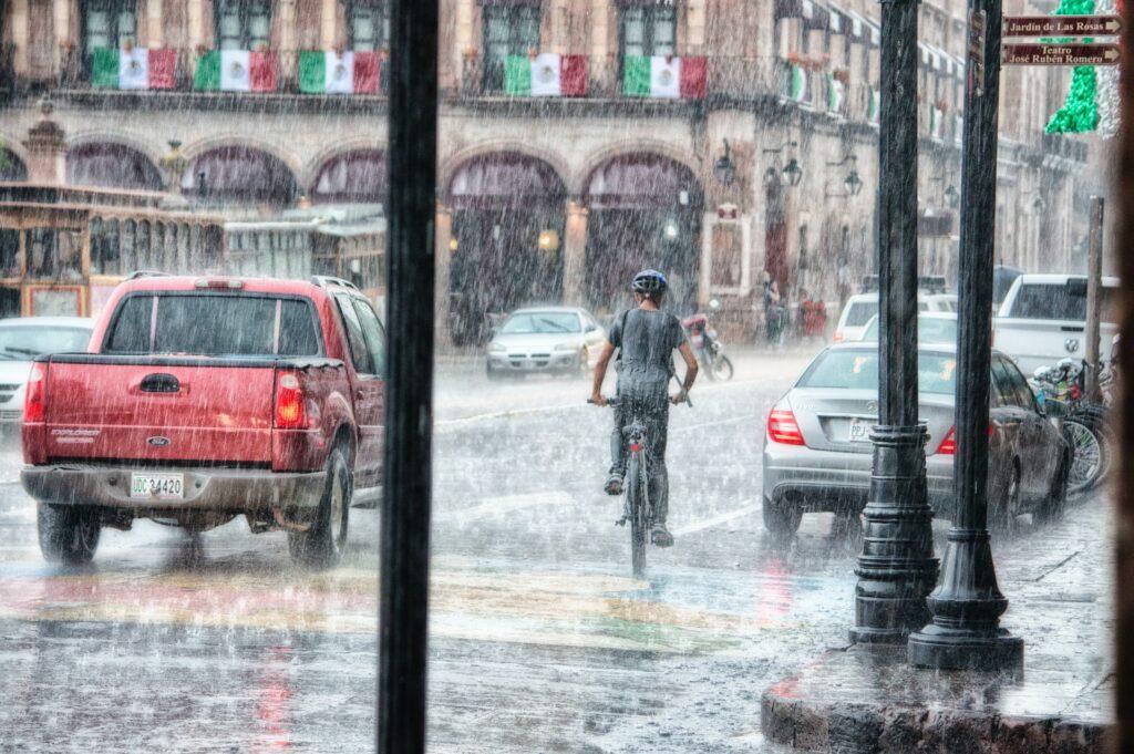 Klimawandel in der Tourismus-Region Mexiko