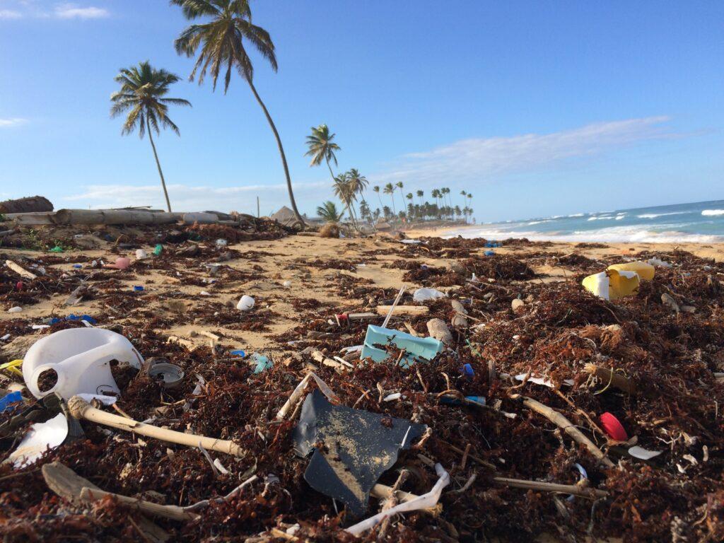 Müllproblem im Spannungsfeld Tourismus und Nachhaltigkeit